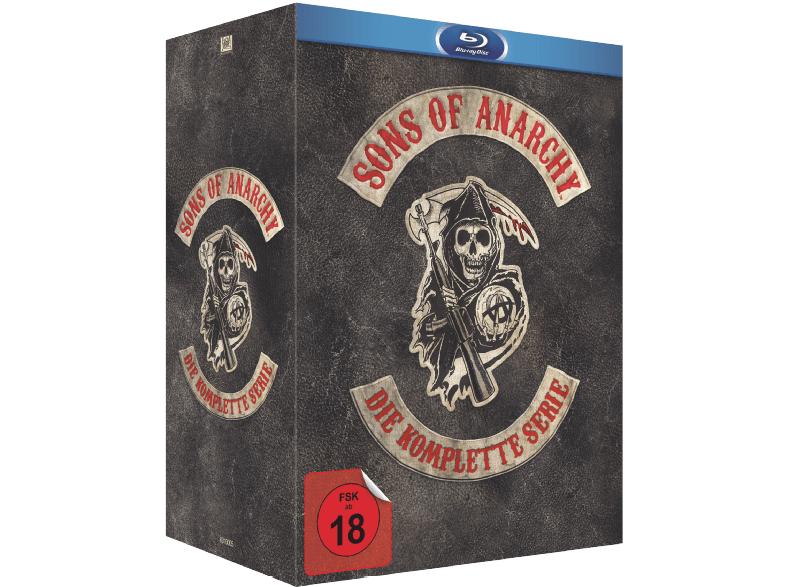 [Mediamarkt Ebay] Sons of Anarchy Complete Box [Blu-ray] für 89,-€ Versandkostenfrei**Update..Auf Ebay noch verfügbar