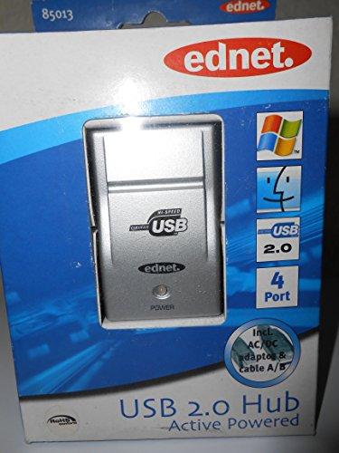 Aktiver USB 2.0 Hub 4-fach (Prime/Plus-Produkt 3,90)