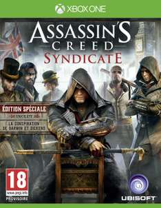[Amazon.fr Prime] Assassin's Creed: Syndicate – Special Edition (Xbox One & PS4) für 19€ inkl. Versand PVG 24€ - Prime nötig