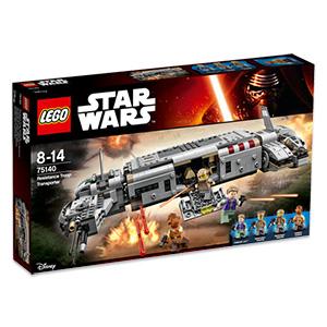 Lego Star Wars Resistance Troop Transporter für 39,00€ zzgl Versand oder kostenfreie Marktabholung