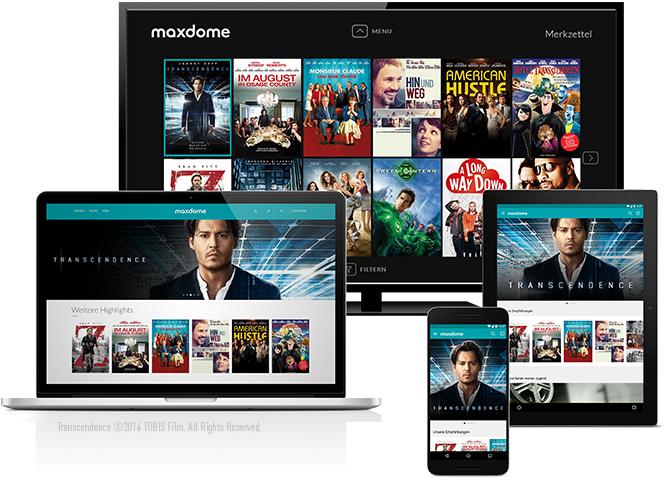 Bis 28.2. Online-Videothek maxdome bei Lidl 2 Monate für nur 6,99 € (8,99 € sparen)