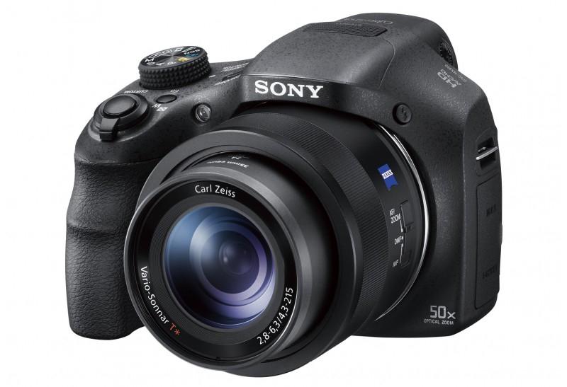 [Photospecialist] Sony DSC-HX350B Bridge-Kamera mit 50-fach optischem Zoom (idealo 449€)