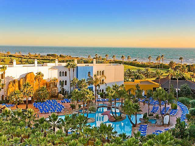 (LTUR.com) 2 Personen Costa de la Luz: 4*-Hotel (88% HolidayCheck) mit Mietwage, Flug, Zug zum Flug > sehr viele Abflughäfen & Zeiten