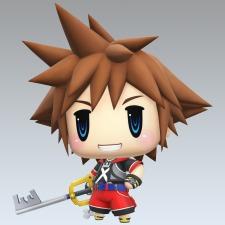 (PS4/PS Vita) World of Final Fantasy - Sora Charakter gratis