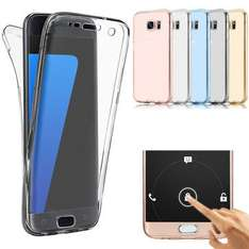 Samsung Galaxy S7 (normal und Edge) - Vor- und Rückseitencover (Touch funktioniert!) Banggood Deal