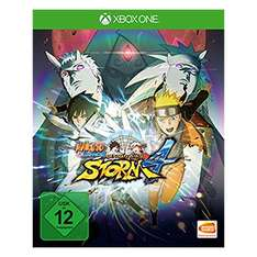 (Real) Naruto Shippuden: Ultimate Ninja Storm 4 (Xbox One) für 15€