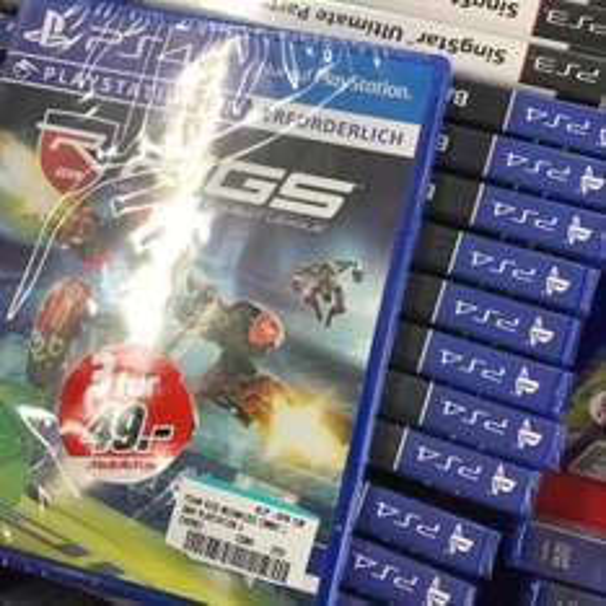 [ Lokal Media Markt Halstenbek ] Rigs PS4 3 für 49€
