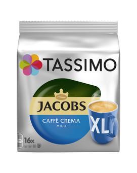 Tassimo Online Shop - z.B. 15 Kapselpackungen Kaffee für 2,59 pro Packung