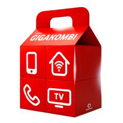 24x 5€ zusätzlichen Rabatt bei der Vodafone GigaKombi [Bild Aktion]
