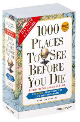 [terrashop] 1000 Places to See Before You Die - Buch und Ebook für 6,99 € + Versand (entfällt ab 19 € MBW)