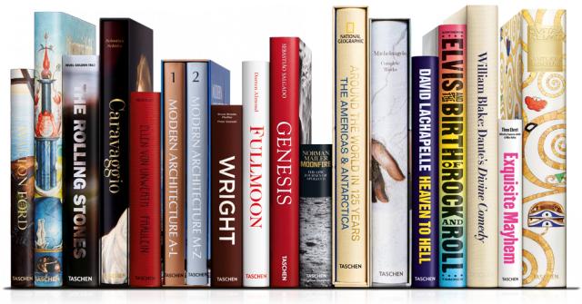 Beim Taschen Verlag ist seit heute Winterdeal mit guten Angeboten für qualitativ hochwertige Bücher mit bis zu 75% Preisnachlass