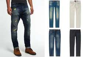 Neue Herren SuperDry Jeans | Versch. Modelle/Größen | im Sale | UVP 74,95 €