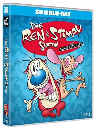[Amazon Prime] Die Ren & Stimpy Show - Die komplette Serie (SD on Blu-ray) für 14,96