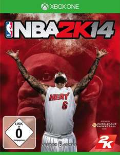 (Gamestop Offline) NBA 2K14 XBOX One