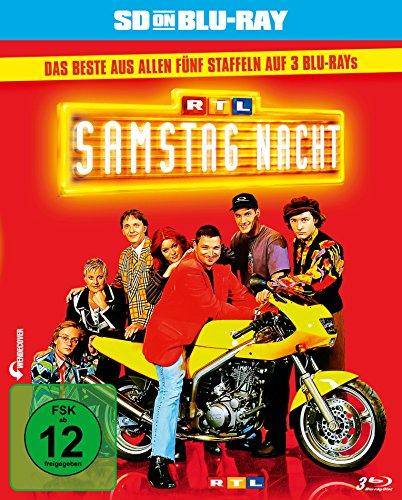 [Amazon-Prime] RTL Samstag Nacht - Das Beste aus allen fünf Staffeln (komplett, 93 Stunden, SD on Blu-ray) für 17,88€