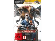 The Witcher Wild Hunt - Blood and Wine (Limited Edition) PC [MediaMarkt]