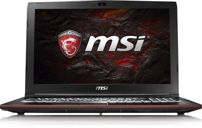 """MSI GP62MVR-6RFN161 für 1149€ ab 20 Uhr bei Notebooksbilliger - 15,6"""" FullHD Notebook mit Core i7-6700HQ, GTX 1060 3GB, 16GB Ram"""