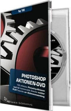 Photoshop-Aktionen auf DVD für 9,99€ statt 34,95€
