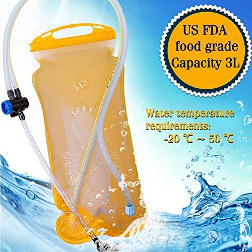 [PRIME] Trinksystem Trinkblase 2 in 1 Trinkblase 3L BPA Frei für die Hälfte