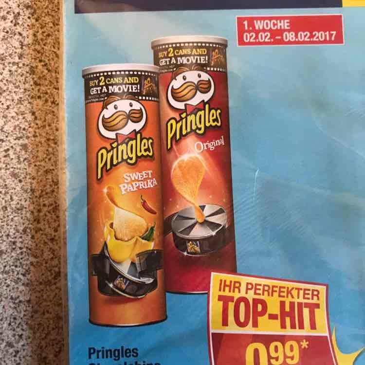 Pringles für 1,06€ bei der metro ab 02.02