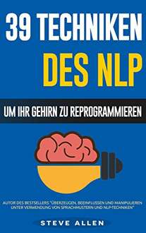 Kindle E-Book - 39 Techniken des NLP