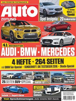Jahresabo Auto Zeitung + 65€ Zalando Gutschein effektiv 5€