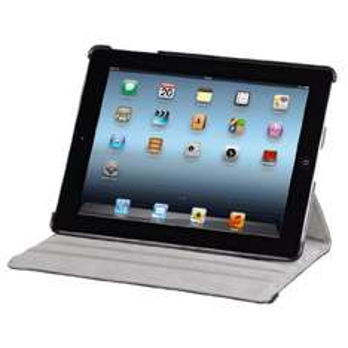 """Cover """"Padfolio"""" mit Standfunktion für Apple iPad 2/3rd/4th Generation, Schwarz"""