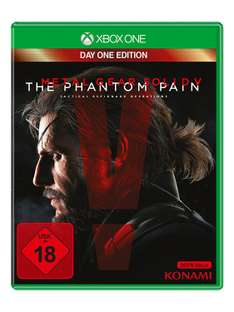 Metal Gear Solid V: The Phantom Pain - Day One Edition (Xbox One) für 15,49€ [Amazon]