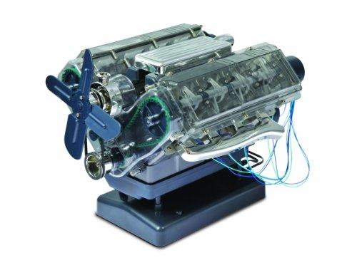 Haynes V8 Modellbaumotor für 34,57€ @ Amazon UK - funktionstüchtiger V8 Motor