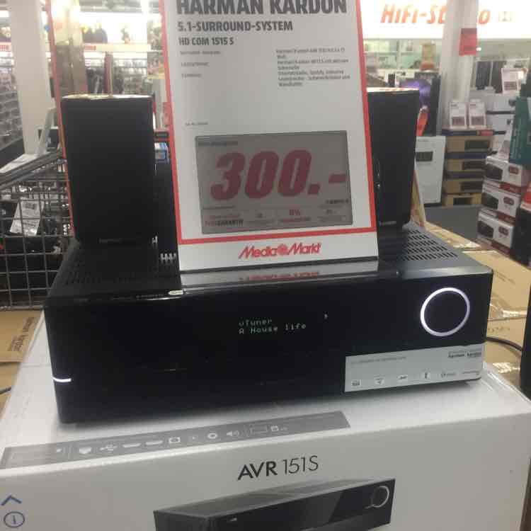 """Abgelaufenen@ ""Local"" Harman Kardon HD Com 1515S für 300€"