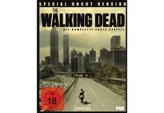 The Walking Dead Staffel 1-3 Limitiert (Blu-ray) für je 12€ (Mediamarkt WSV)