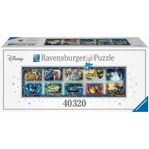 Ravensburger - Puzzle: Unvergessliche Disney Momente, 40.320 Teile