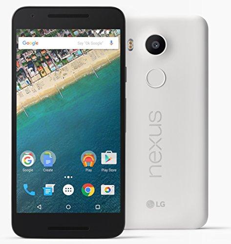 Google Nexus 5X - 32 GB - Android 7.1.1 - quarz - Versand durch Amazon