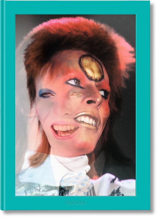 David Bowie The rise of David Bowie Foto-Buch im Großformat zum halben Preis!
