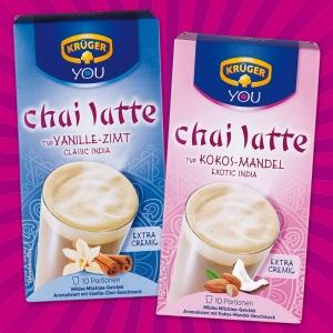 Krüger Chai Latte 10er versch. Sorten für 0,69€ bei Kaufland ab 02.02. (Angebot+Coupies)