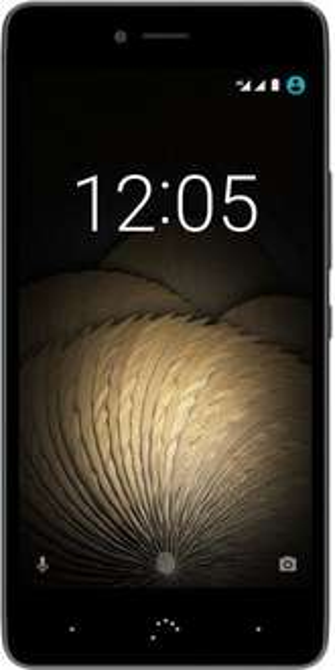BQ Aquaris U Plus 32GB 3GB RAM Schwarz/Anthrazit  für nur 169€