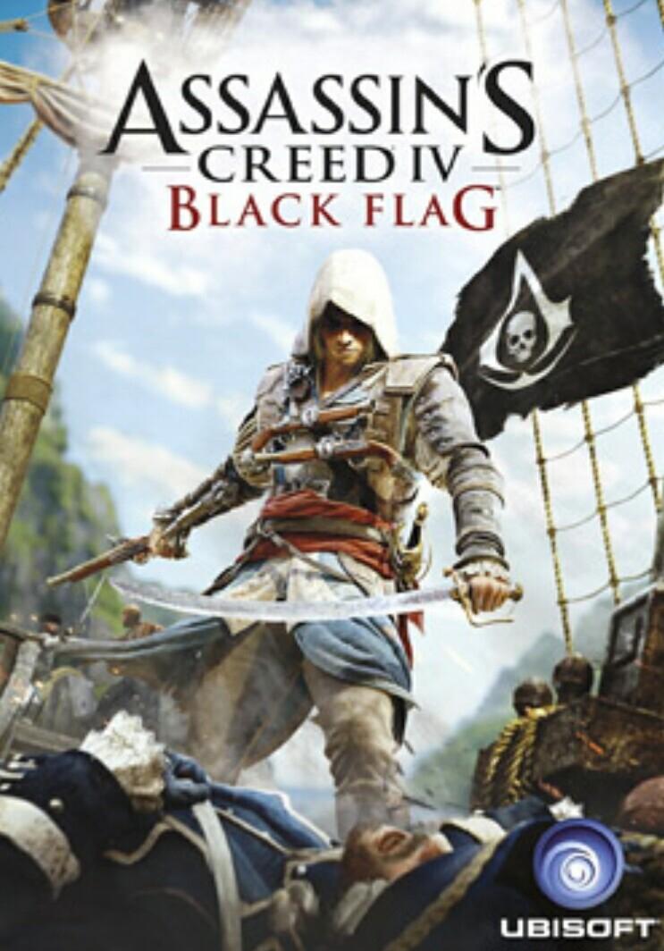 """Assassin's Creed 4 Black Flag [PC] ab 01.02.2017 in der nächsten Ausgabe 3/17 der """"Computerbild Spiele Gold"""" auf DVD und auch Uplay KeyCode"""