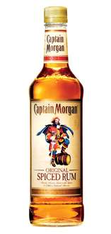 Captain Morgan Original Spiced Gold bei Netto ab 04.02