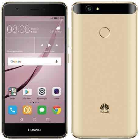 Huawei Nova Single-Sim 32GB gold