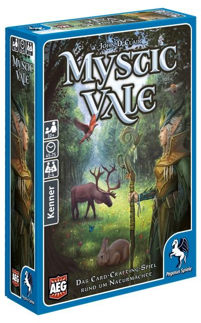 [Hugendubel] Mystic Vale von Pegasus zum Bestpreis