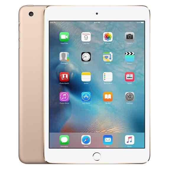 Apple iPad mini 4 Wi-Fi (MNY32FD/A) 32GB iOS gold