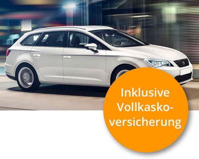 Seat Leon Kombi ST FR 1.4 TSI  7-Gang DSG 150 PS 12 Monate Komplett Leasing 15000 km inkl. Versicherung, Steuer, Wartung etc. für 299,00€ monatlich