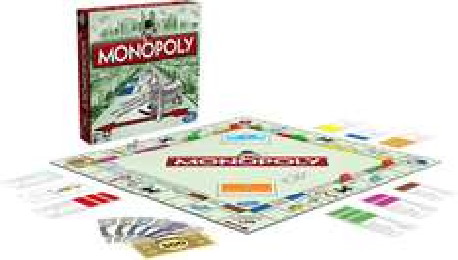 "Hasbro Monopoly ""Classic"" + Kinderbüchlein für 17,99€ [Buch.de]"