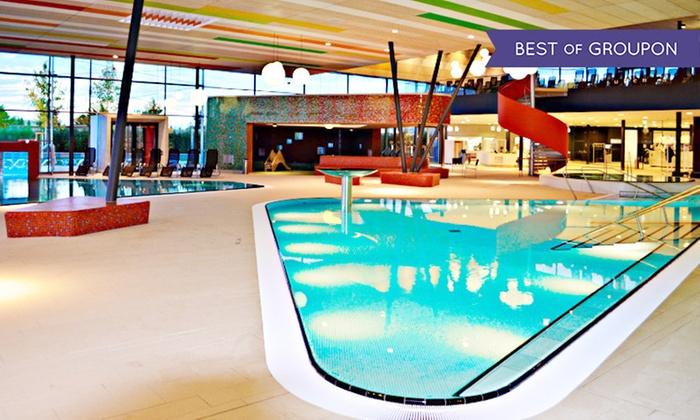 50% Rabatt Tageseintritt in das F3 Freizeitbad/ Saunawelt bei Stuttgart