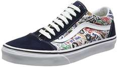 Vans Sk8-Hi Reissue Low-Top Mix Stickers / Blue in Gr. 42-44 für 25,50€ inkl. Versand bei Amazon