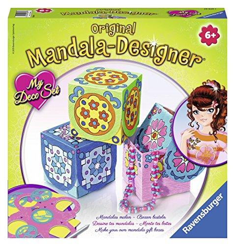 [Amazon.de] Ravensburger Mandala-Designer - My Deco Set Classic für 6,99 € (versandkostenfrei für Primekunden)
