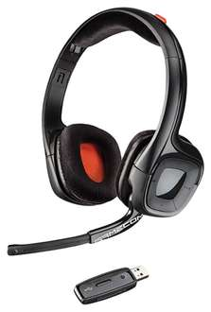 Plantronics Gamecom P80 Wireless Headset für 35,20€ [Amazon.es]