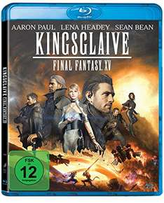 (Amazon Prime) Kingsglaive: Final Fantasy XV Blu-ray für 9,99€