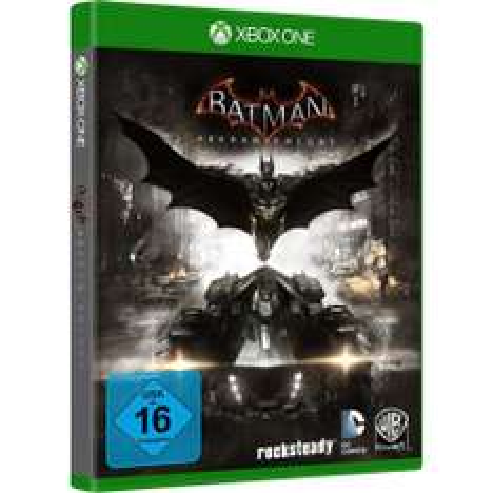 Batman Arkham Knight (Xbox One) für 16,68€ (Conrad + Amazon)