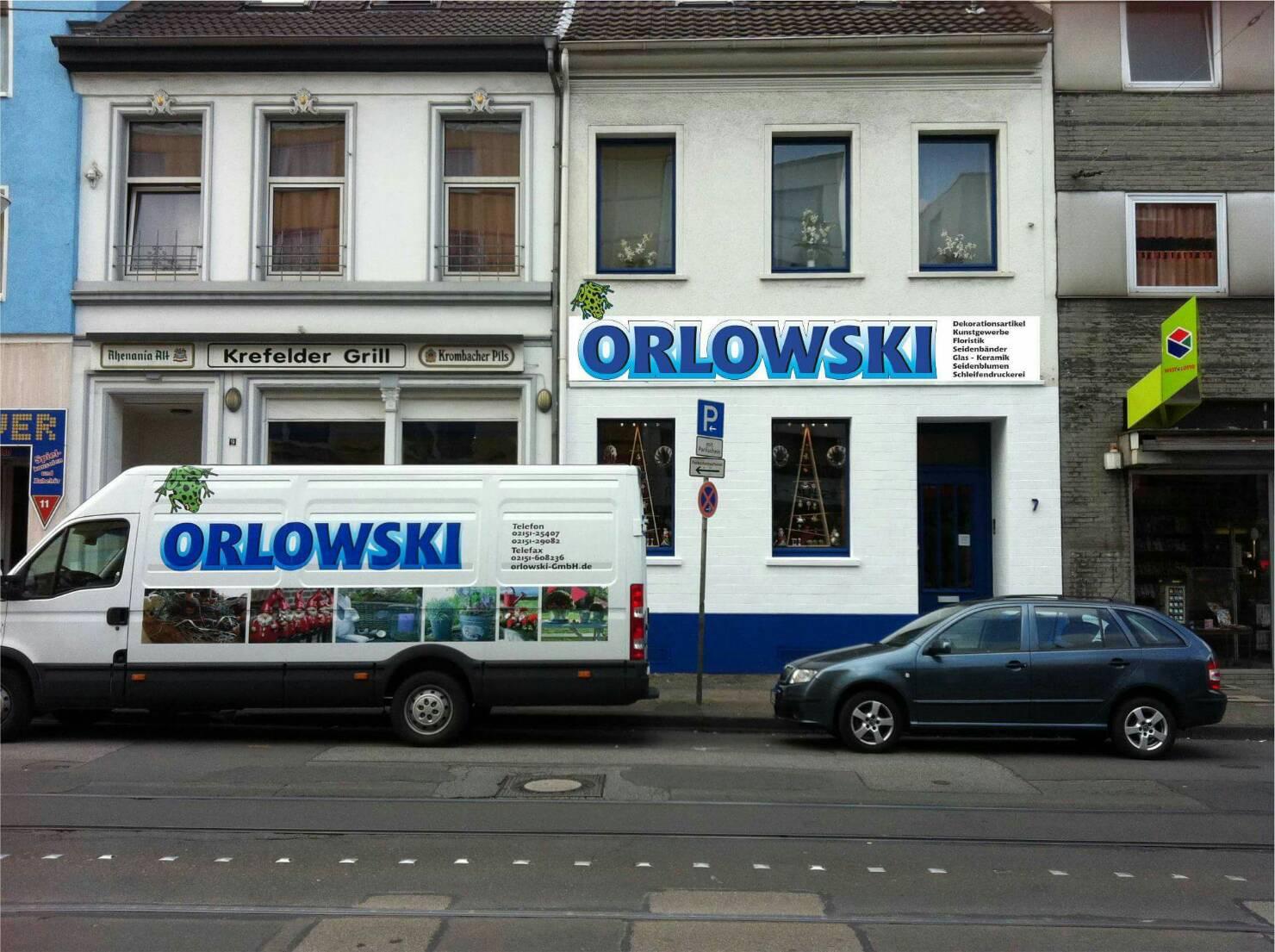 Lokal Krefeld, bis zu 70% Rabatt wegen Räumungsverkauf im Deko Laden Orlowski Stadtmitte